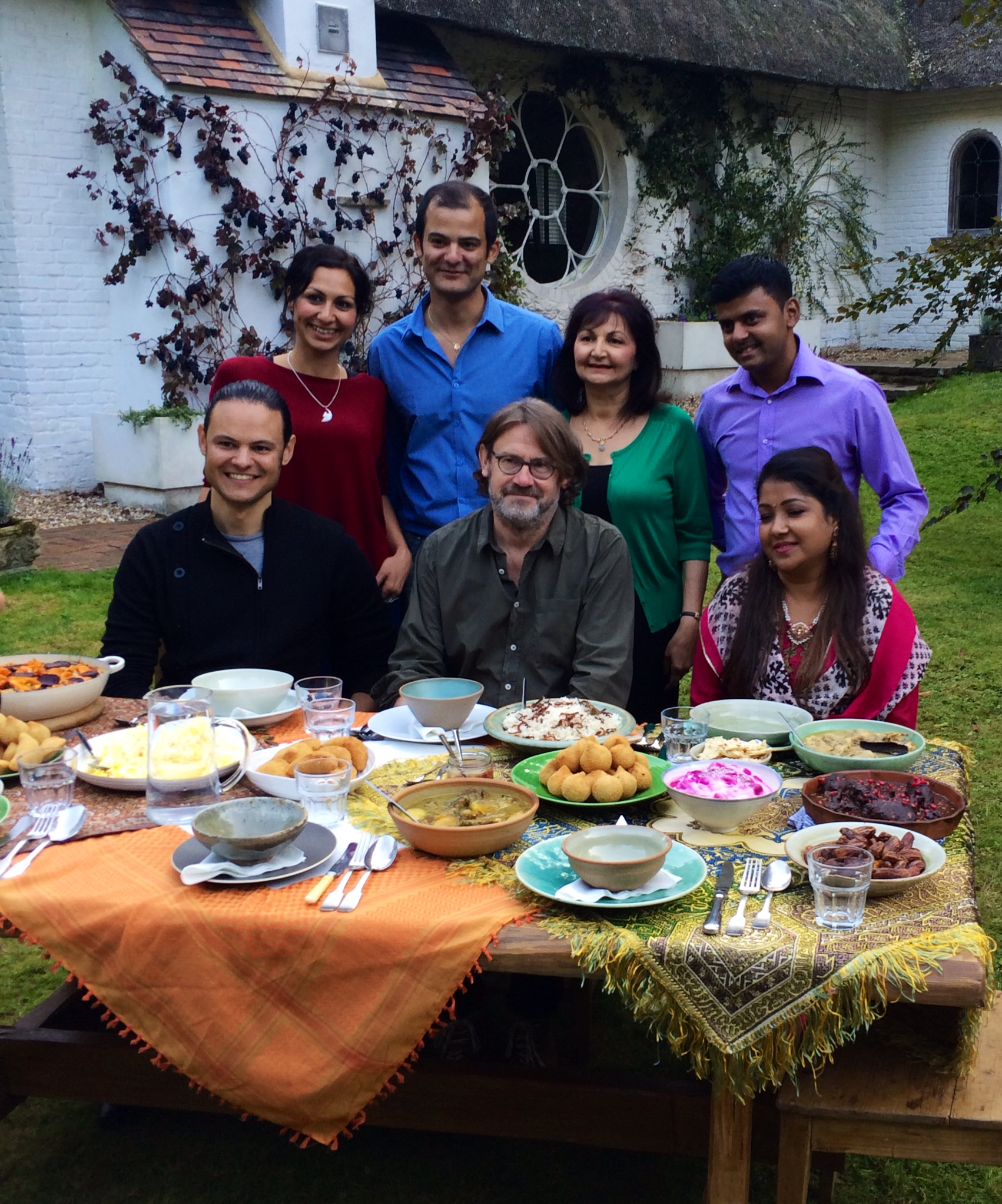 Feast with Nigel Slater and the team of talented home cooks